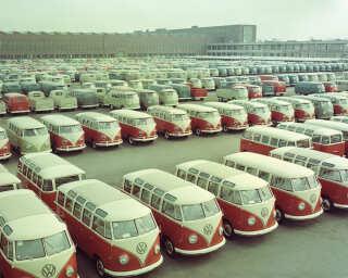 Volkswagen Fototapete 470583