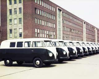 Volkswagen Fototapete 470588