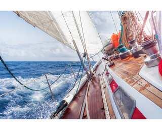 Livingwalls Fototapete «Sailing» 470591