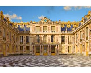 Livingwalls Fototapete «Versailles» 470595