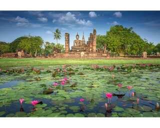 Livingwalls Fototapete «Sukhothai» 470604