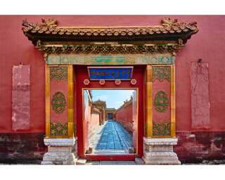 Livingwalls Fototapete «Forbidden City» 470608