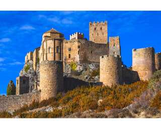 Livingwalls Fototapete «Medieval Castle» 470611