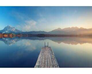 Livingwalls Fototapete «Lake Calm 2» 470637
