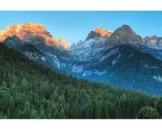 Livingwalls Fototapete «Dolomites» 470653
