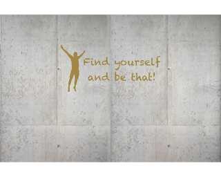 Livingwalls Photo wallpaper «Find yourself...» 4707061