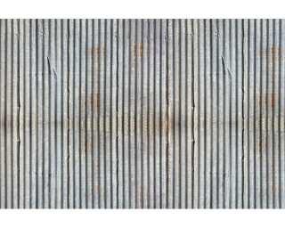 Livingwalls Photo wallpaper «Wellblech» 470742