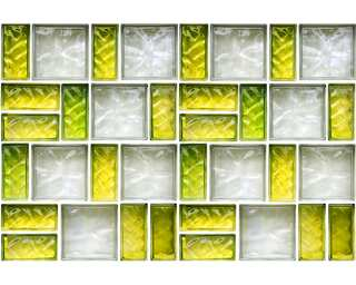 Fototapete «Glass Brick» 470795