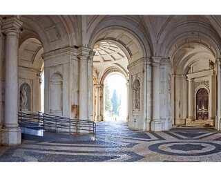 Architects Paper impression numérique «Hall» 470830