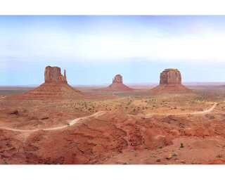 Architects Paper Fototapete «Monument Valley» 470846