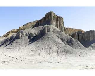 Architects Paper Fototapete «Desert Mountain» 470856