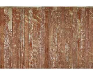 Architects Paper Fototapete «Old Wooden Floor Red» 470870