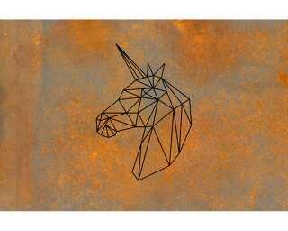 Livingwalls Fototapete «Unicorn Iron» 470940
