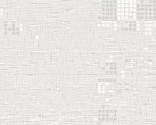 A.S. Création Wallpaper «Fabric, Grey, White» 647139