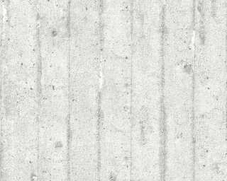 A.S. Création Wallpaper «Concrete, Grey» 713711
