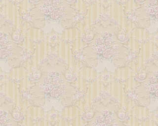 A.S. Création Tapete «Barock, Beige, Gold, Metallics, Rosa» 765789