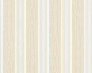 A.S. Création Wallpaper «Fabric, Beige, White» 765826