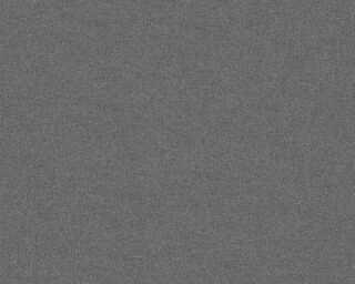 Livingwalls Tapete «Uni, Metallics, Schwarz» 881830