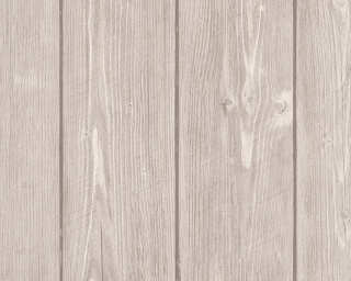 A.S. Création non-woven wallpaper «Wood, Beige, Brown» 896827