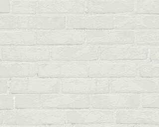 A.S. Création Wallpaper «Stone, Beige, Grey» 907875