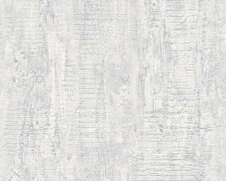 A.S. Création Wallpaper «Concrete, Grey» 944263
