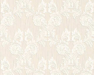Architects Paper Tapete «Barock, Beige, Creme» 956307