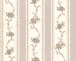 A.S. Création Wallpaper «Cottage, Grey, White» 959792