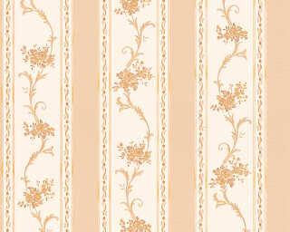 A.S. Création Wallpaper «Cottage, Orange, White, Yellow» 959794