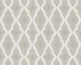Architects Paper Wallpaper «Graphics, Beige, Cream» 961972