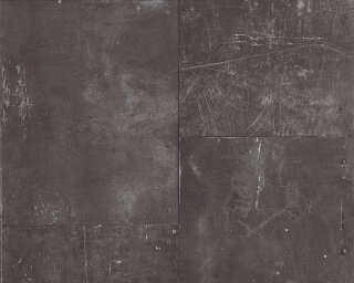 Lutèce Wallpaper «Tile, Brown» 962231