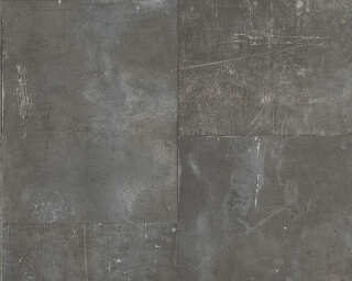 Lutèce Wallpaper «Tile, Beige, Brown» 962232