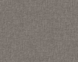 Versace Home Wallpaper «Uni, Grey, Metallic» 962337