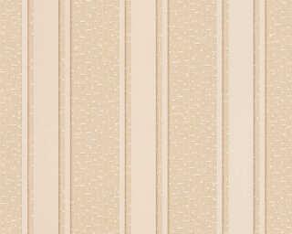 Versace Home papier peint «Rayures, beige, crème, métallique» 962374