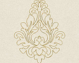 Architects Paper Design panel «Baroque, Cream, Gold, Metallic» 969821