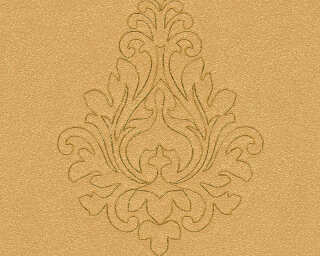 Architects Paper Design panel «Baroque, Gold, Metallic, Orange, Yellow» 969823
