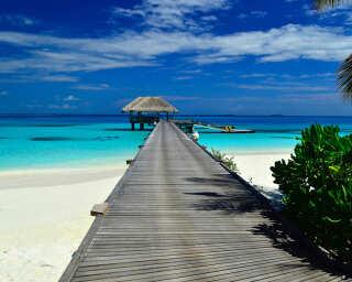 Livingwalls Фотообои «Malediven» DD100247