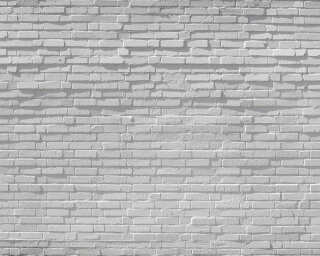 Architects Paper Photo wallpaper «Brick White» DD108735