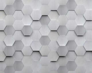 Architects Paper Photo wallpaper «3D Look Comb» DD108885