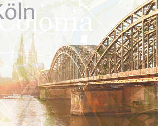 Photo wallpaper «Colonia» DD108975