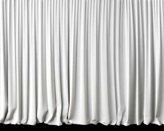 Fototapete «White Curtain» DD109030