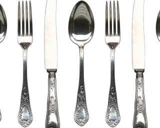 Fototapete «Cutlery» DD109075