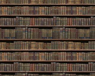 Fototapete «Old Books» DD109085