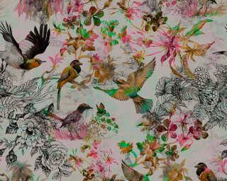 Kathrin und Mark Patel Фотообои «funky birds 1» DD110176