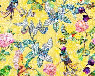 Kathrin und Mark Patel Фотообои «exotic mosaic1» DD110201