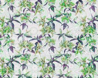 Kathrin und Mark Patel Фотообои «mosaic lilies3» DD110221
