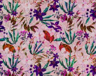 Photo wallpaper «mosaicBlossom1» DD110236