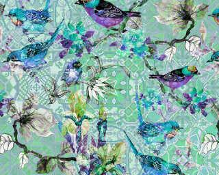 Kathrin und Mark Patel Фотообои «mosaic birds 3» DD110256