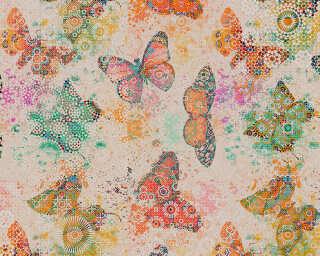 Kathrin und Mark Patel Фотообои «mosaicButterf2» DD110266