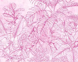 Fototapete «fern garden 2» DD111096