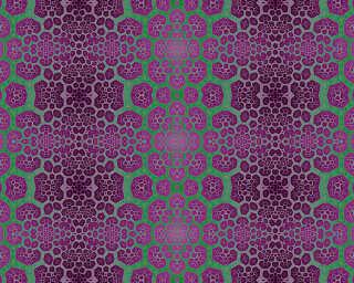 Fototapete «fractal 1» DD111161